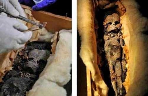 Топ-10: свидетельства в пользу встречи древних египтян с инопланетным разумом