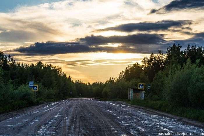 Пост разгневанных дорогами москвичей (5 фото)