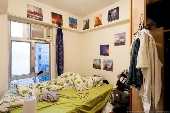 Социальное жилье в Гонконге (26 фото)