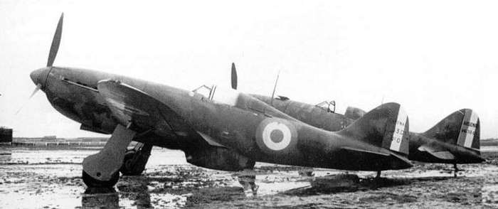 Истребители Франции времён Второй Мировой (29 фото)
