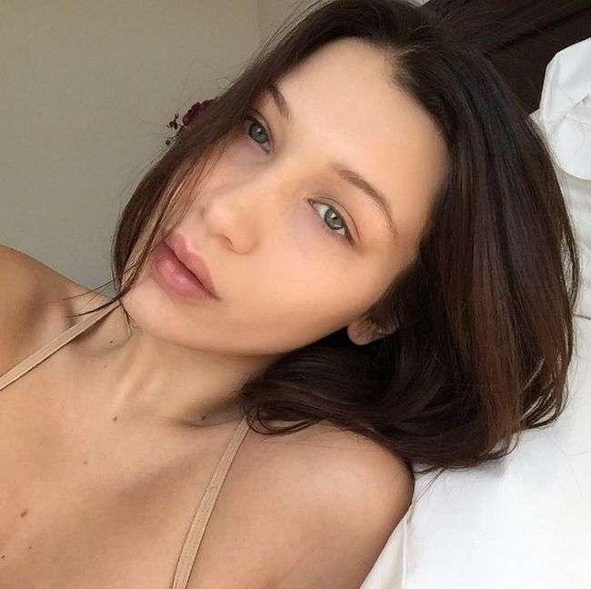 Известные модели без макияжа (22 фото)