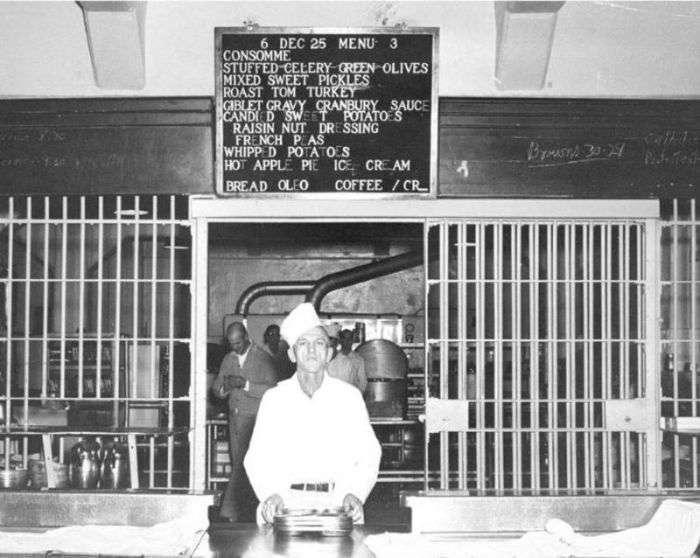 Старые фото тюрьмы Алькатрас (19 фото)