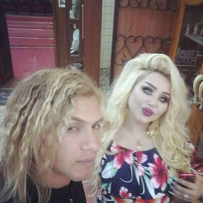 Иракского актера зарезали за излишнюю гламурность (25 фото)