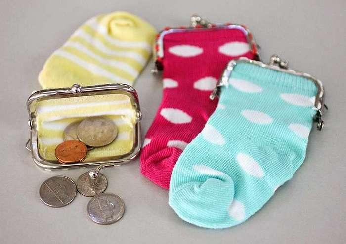 10 неожиданных идей по использованию обычных носков. Просто супер!
