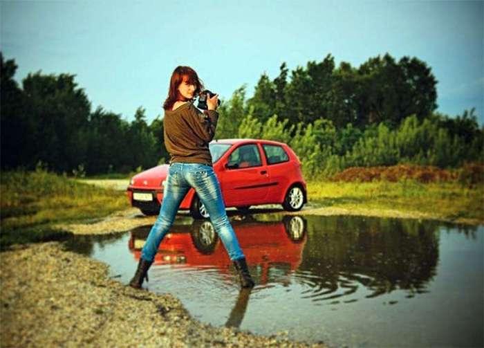 """Подруга жены купила новую машину. Я плакал от смеха, когда узнал, как она ее """"разбила"""""""