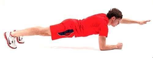 Эффективная тренировка мышц при помощи одного простого упражнения – 2 минуты в день!
