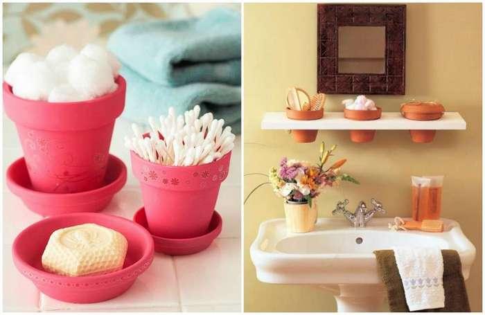 15 оригинальных идей для удобства и порядка в ванной комнате