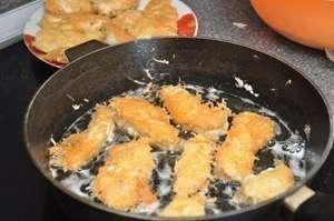 Куриные наггетсы. Вкусно, как в Макдональдс, но в разы полезнее!