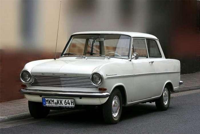 Всемирная путаница: Opel, Vauxhall, Holden (7 фото)