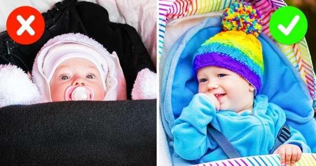 5вещей, которые могут навредить здоровью ребенка