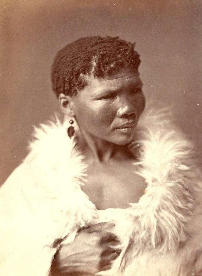 Неизвестная Африка. Фотографии 1870-1930 годов <br><br><b><b>Южная Африка, 1874</b></b><br><img class=