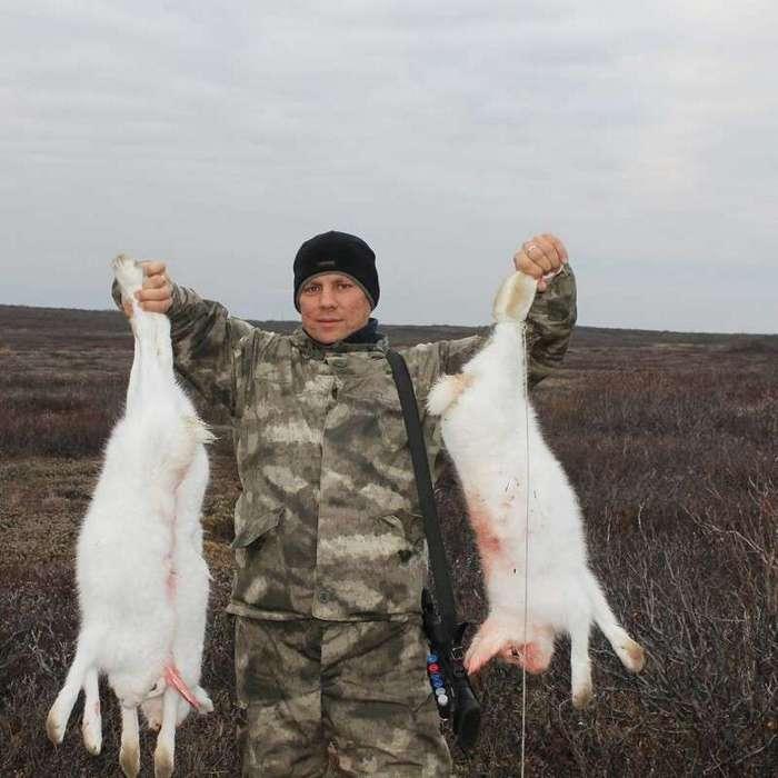 Кто же есть охотники: живодеры-убийцы или настоящие мужчины? <br><img class=