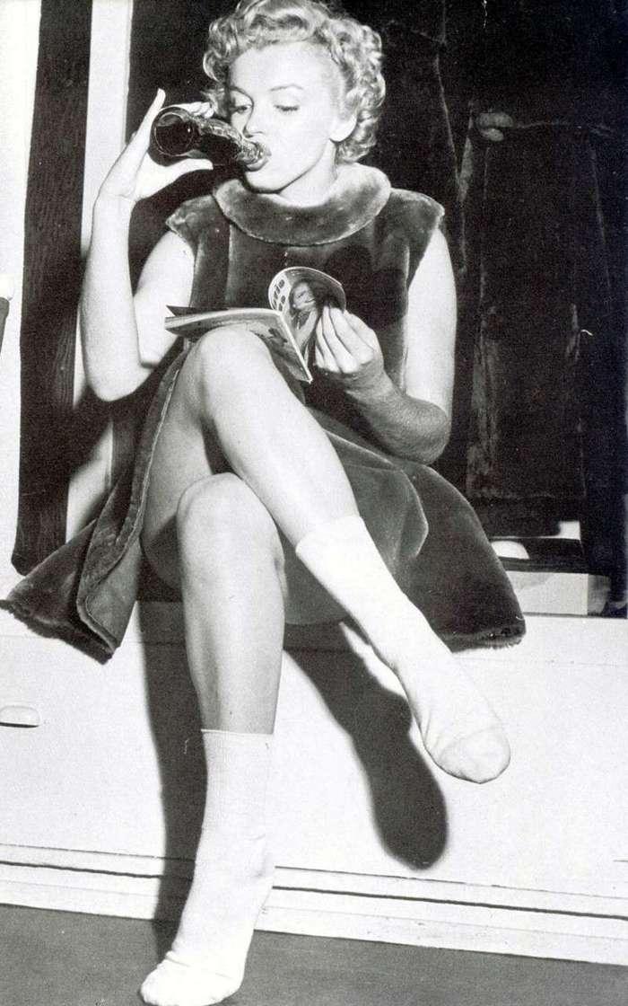 Сенсационное открытие тайны смерти Мэрилин Монро <br><img class=