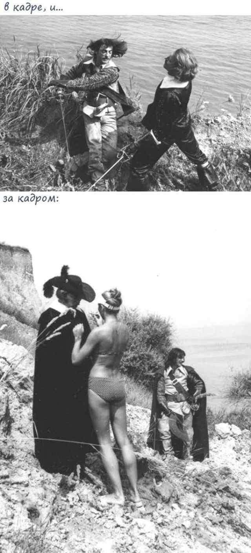 Интересные фото знаменитых людей &lt;br&gt;&lt;br&gt;Стэнли Кубрик на съёмках фильма &quot;Барри Линдон&quot;, 1975 год.&lt;br /&gt; <div class=