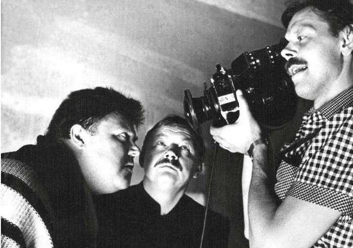 Интересные фото знаменитых людей <br><br>Актриса Фаина Раневская и режиссер Юрий Завадский. 1970-е. СССР.<br /> <img class=