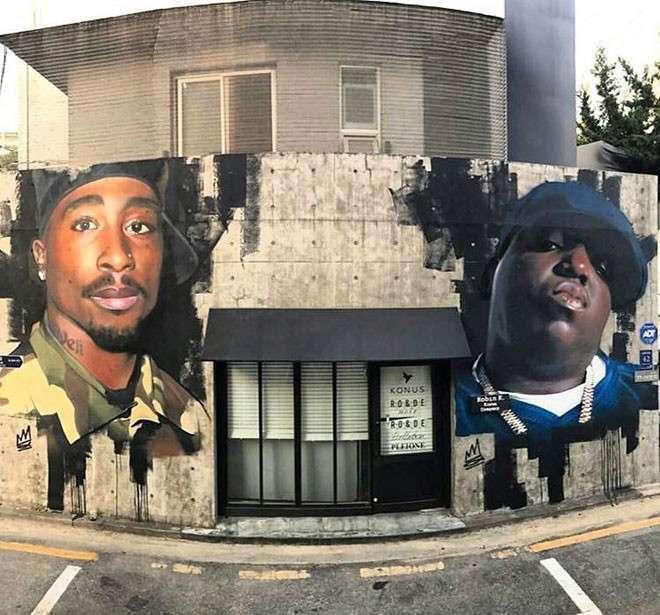 20 крутых работ уличных художников со всего мира <br><br><b> <b>John 3:29 (Южная Корея)</b> </b><br><img class=