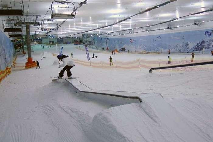 -Снежком- – первый в России и крупнейший в Европе всесезонный горнолыжный комплекс <br><img class=