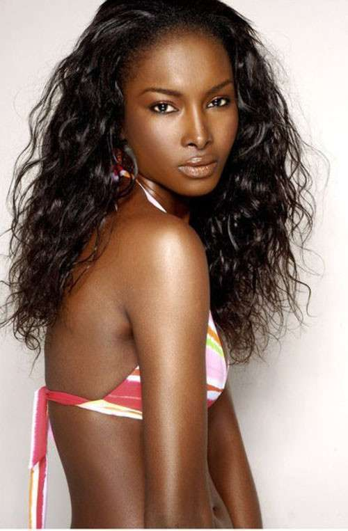 Самые красивые африканки <br><br><b> <b>Tiguida Sissoko (Мали)</b> </b><br><img class=