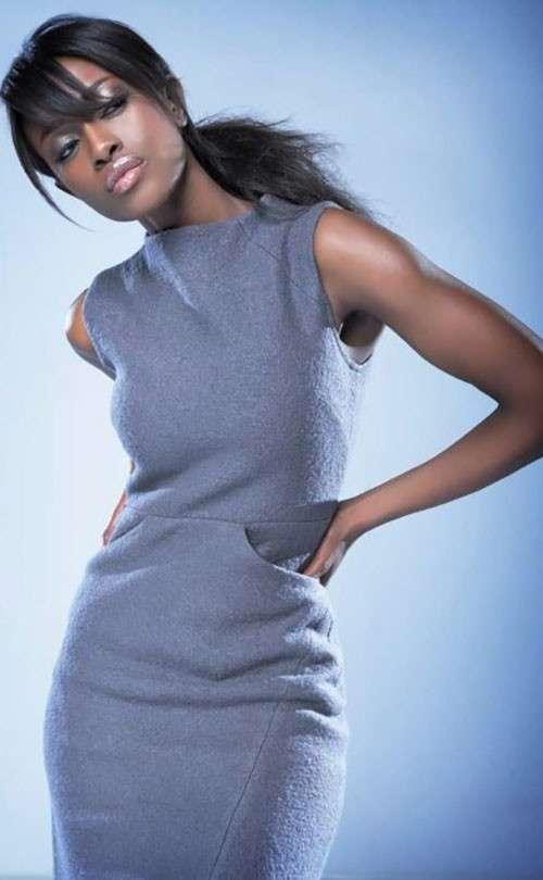 Самые красивые африканки <br><br><b> <b>Джоэль Кеймб (Конго)</b> </b><br><img class=
