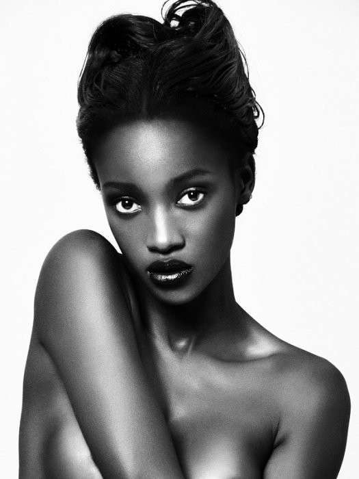 Самые красивые африканки <br><br><b> <b>Нина Кейта (Кот-д'Ивуар)</b> </b><br><img class=
