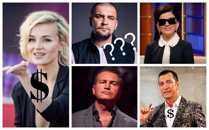 Сколько зарабатывают отечественные звезды шоубиза за выступление -22 фото-