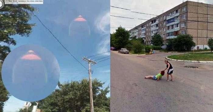 15 самых шокирующих снимков с Google Earth (16 фото)