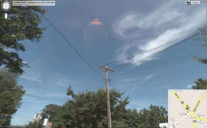 15 самых шокирующих снимков с Google Earth -16 фото-