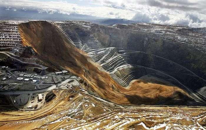 Самые глубокие места в мире -24 фото-