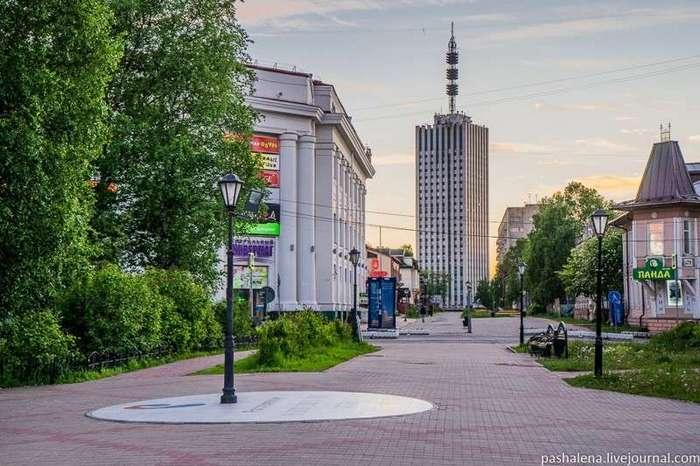 Архангельск — город доски, трески и тоски-62 фото-