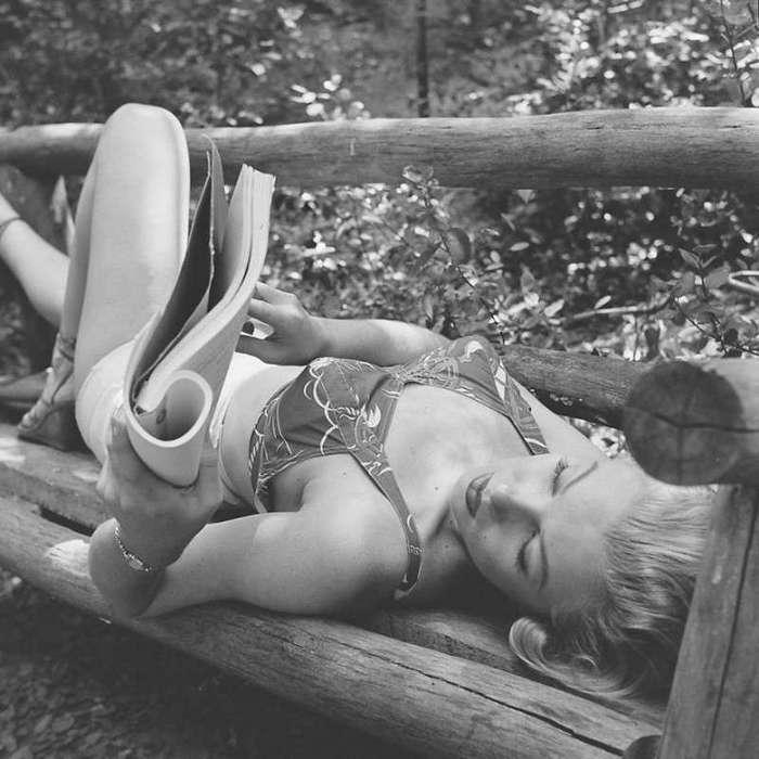 Неизвестные фотографии Мэрилин Монро опубликованы после полувека забвения-11 фото-