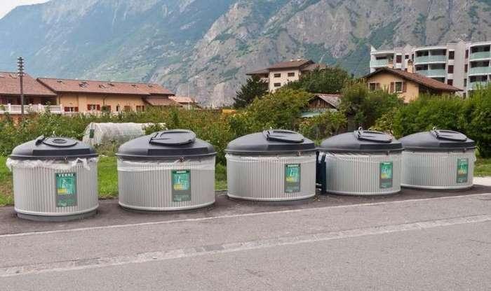 Швейцария. 20 интересных фактов-20 фото-