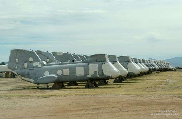 Авиационная база в США-53 фото-