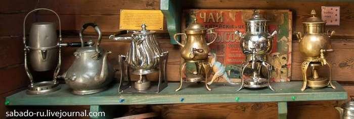 Музей чайника-15 фото-