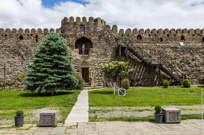 Древний город Мцхета-25 фото-