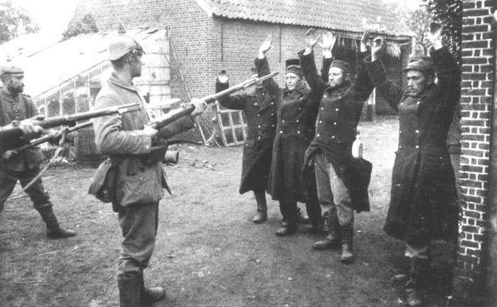 Снимки с Великой войны, Первая Мировая-22 фото-