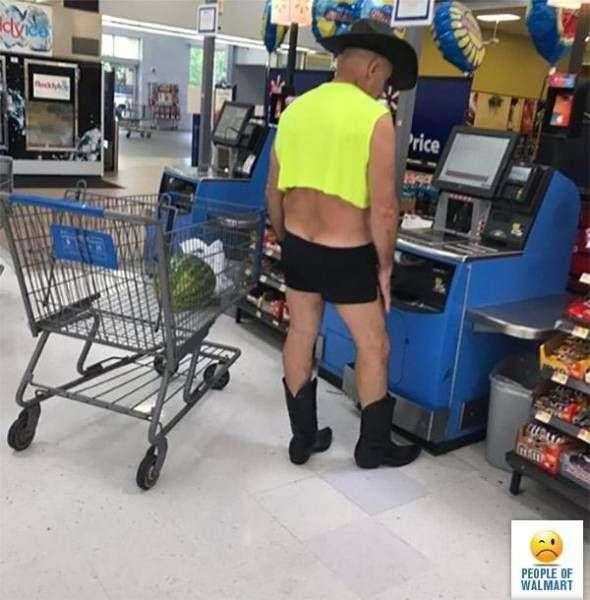 Смешные люди из супермаркетов (28 фото)