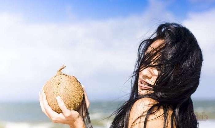 Брачный кокос-1 фото-