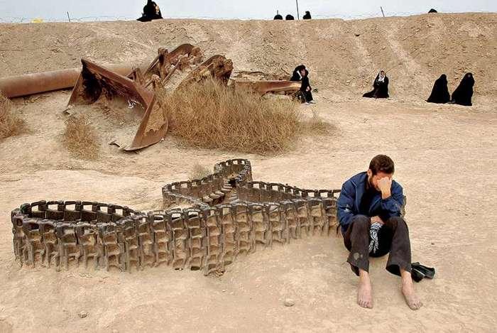 Древность и молодость современного Ирана-11 фото-