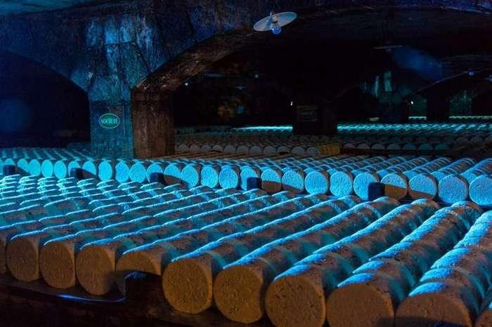 В этих сырых пещерах делают продукт, который едят миллионы людей-13 фото-