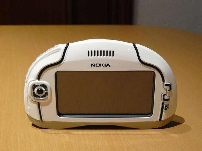 Ох, уж эти финны: 12 самых странных телефонов Nokia-13 фото-