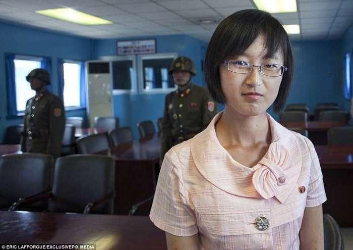 познакомлюсь с девушкой из северной кореи