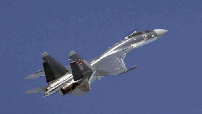 Антигравитация: Су-35, МС-21 и Слон-5 фото + 6 видео-