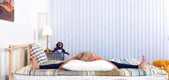 6поз, которые помогут вам моментально уснуть