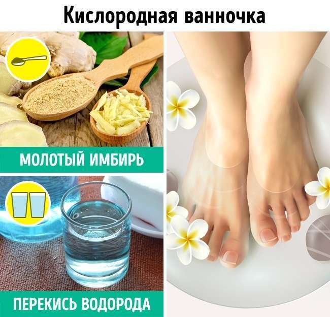 4рецепта ванночек, которые помогут очистить организм оттоксинов