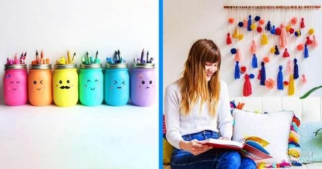 15крутых самодельных штук, которые преобразят ваш дом