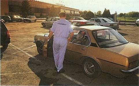 Лучшая работа в мире - Перевод репортажа из Top Gear. Июль 1996-20 фото-