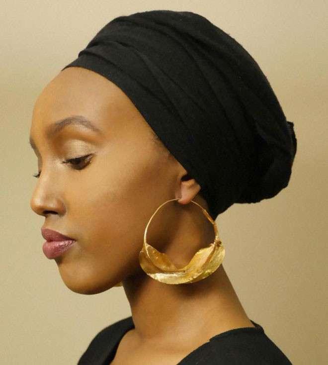 10 шокирующих стандартов женской красоты в разных странах-10 фото-