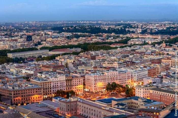 Ватикан. Свежий взгляд на крошечное государство-39 фото-