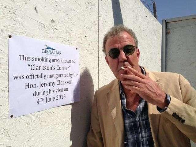 Историй о Джереми Кларксоне, которые вы не слышали-15 фото + 1 видео-