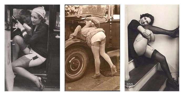 Эти открытки 100 лет назад считались очень пошлыми-20 фото-